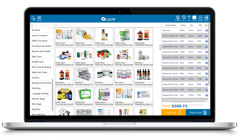 Point of sale solution for Pharmacy store, POS for Pharmacy store, Pharmacy Store Point of Sale System, Pharmacy Store POS Software